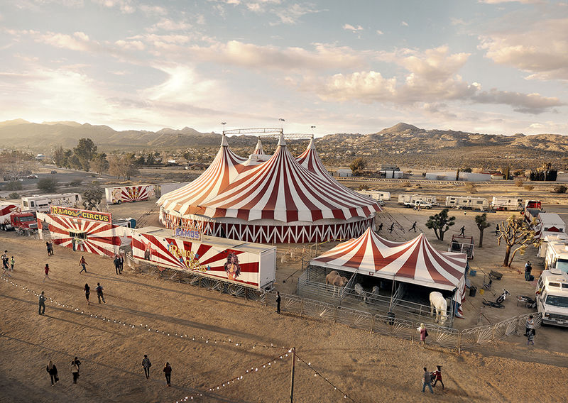 Circus in YuccaLand
