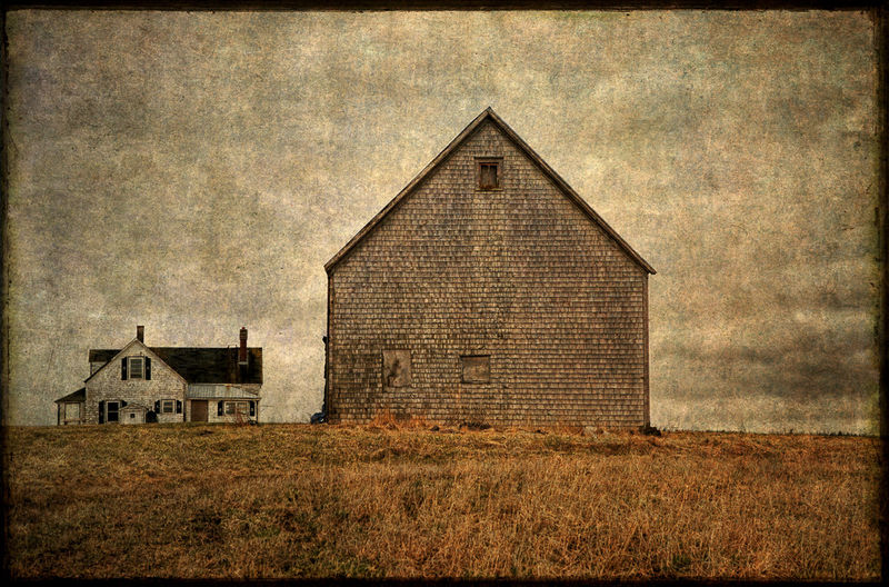 Abandoned Farmhouse, Antigonish
