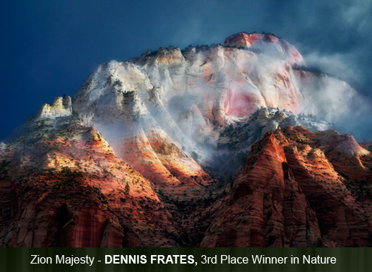 Zion Majesty by Dennis Frates