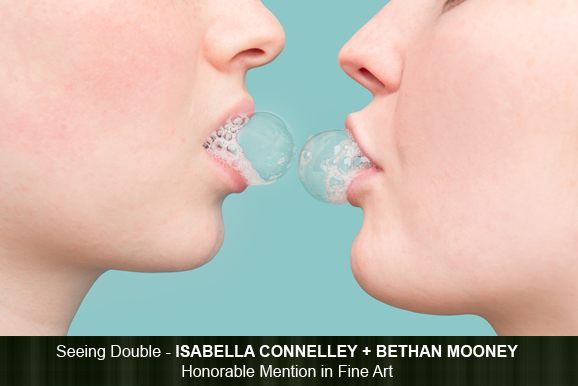 Seeing Double by Isabella Connelley and Bethan Mooney