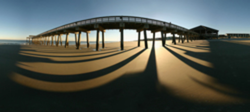 The Other Savannah: Tybee Pier Panorama
