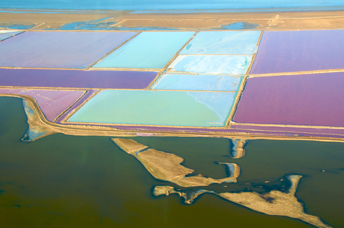 Salt Extraction from Coastal Waters