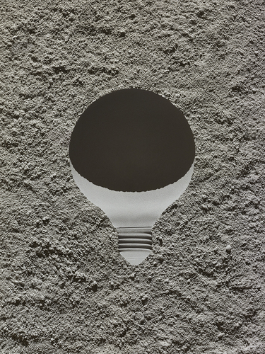 Eclipse Of A Lamp