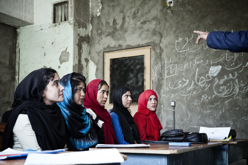 Education in Kabul