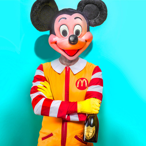 Modified - Ronald McMouse