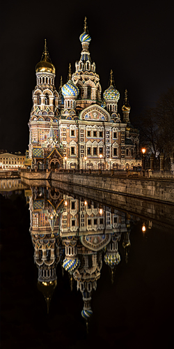 Church on Spilled Blood St Petersburg (2)