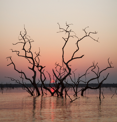 Lake Kariba Sunset
