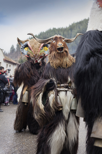 The Kukeri are Coming!