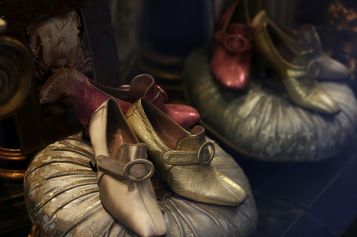 Venice Carnival Shoes