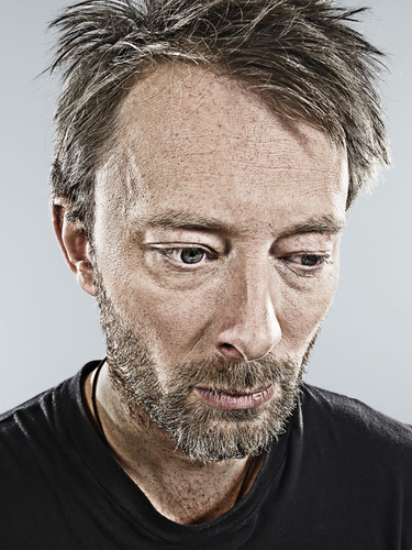 Portrait Of Thom Yorke