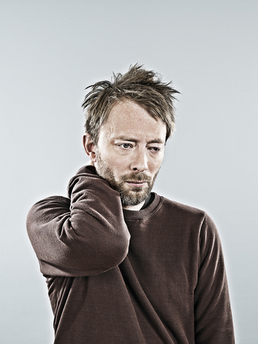Portrait Of Thom Yorke 2