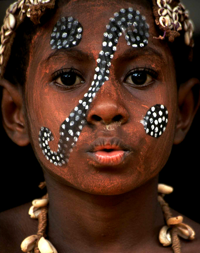 Papua New Guinea, child