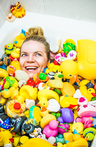 Rubber Ducky Joy