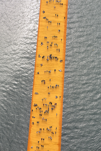 Floating Piers - Walking on Water