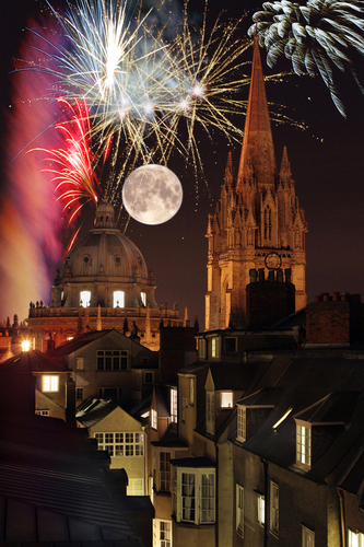 Happy New Year, Oxford