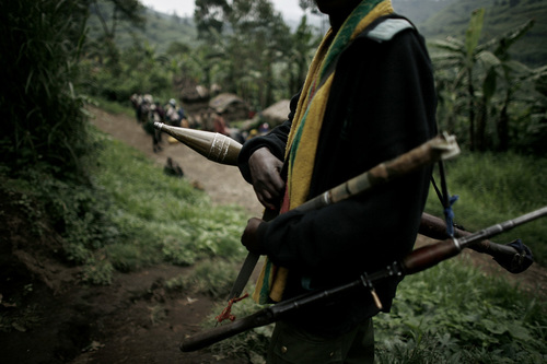 Fragile Existence - Life in Eastern DR Congo - 1