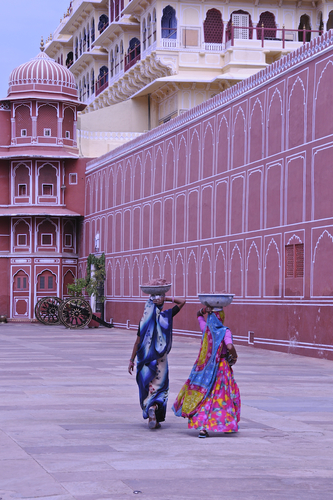 City Palace in Jaipur, India