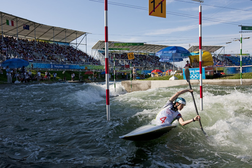 Olympic whitewater