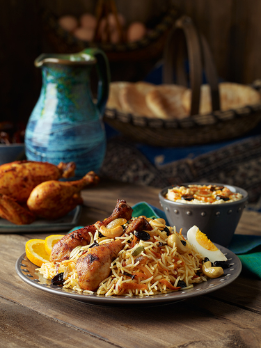 World Rice : Saudi Kabsa