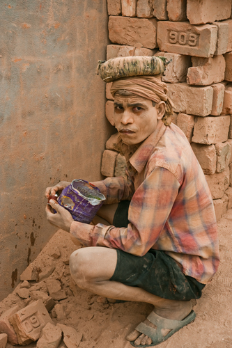 Brick Workers in Bangladesh #1