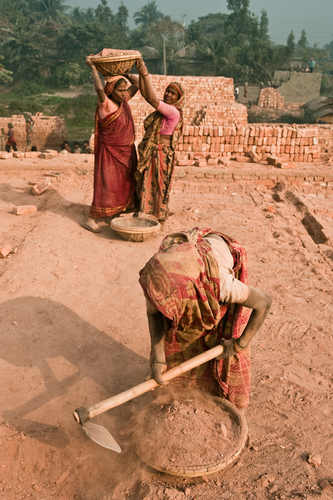 Brick Workers in Bangladesh #2
