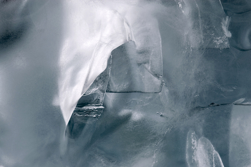 Ice 24, from the Series Glaciers
