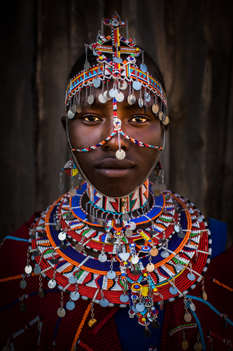 Growing up Female in Maasai Society