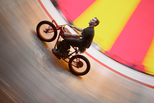 Wall of Death Indian