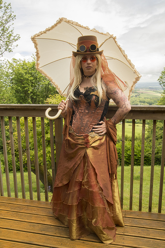 Golden Age of Steampunk