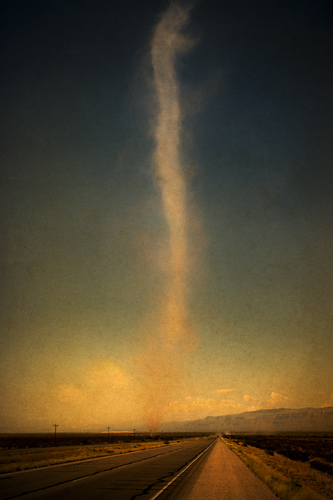 Dust Devil, New Mexico