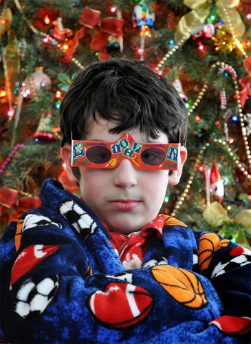 3D Christmas Fanatic