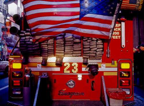 After 9/11 NYFD