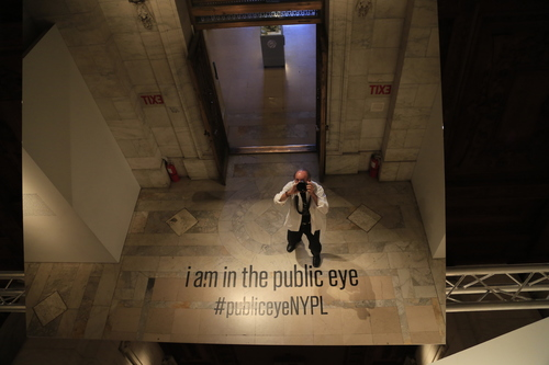 I am in the Public Eye