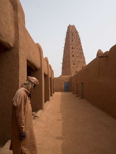 Gateway to the desert - Niger