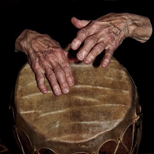 Drumming Hands
