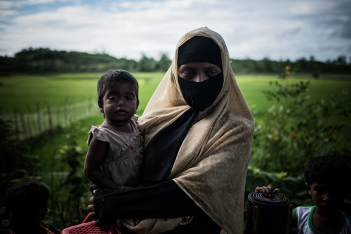 The Rohingya Refugee Crisis (3)