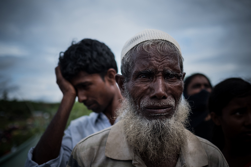 The Rohingya Refugee Crisis (5)