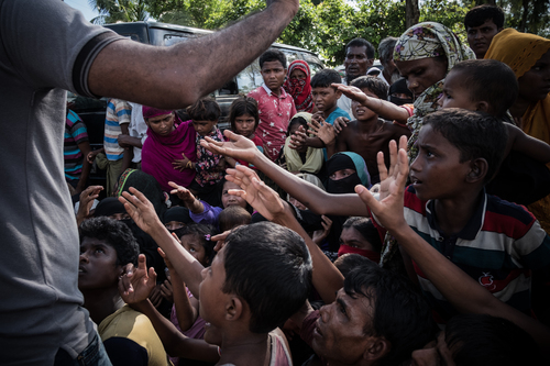 The Rohingya Refugee Crisis (4)