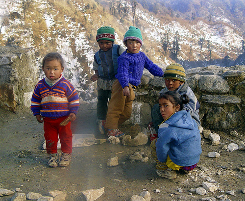 Kids From Cold Mountains.