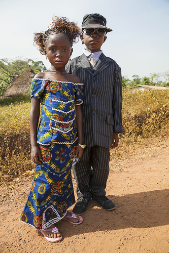 The Couple, New Year's Day, Guinea
