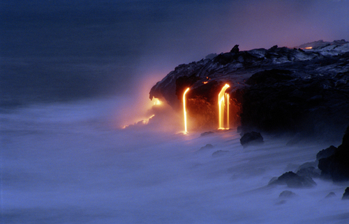 Lava Morning