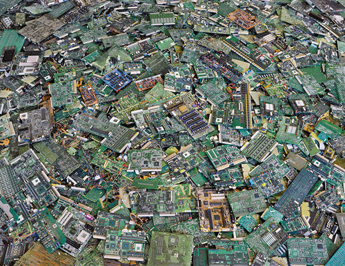 Circuit Boards #2, New Orleans 2005